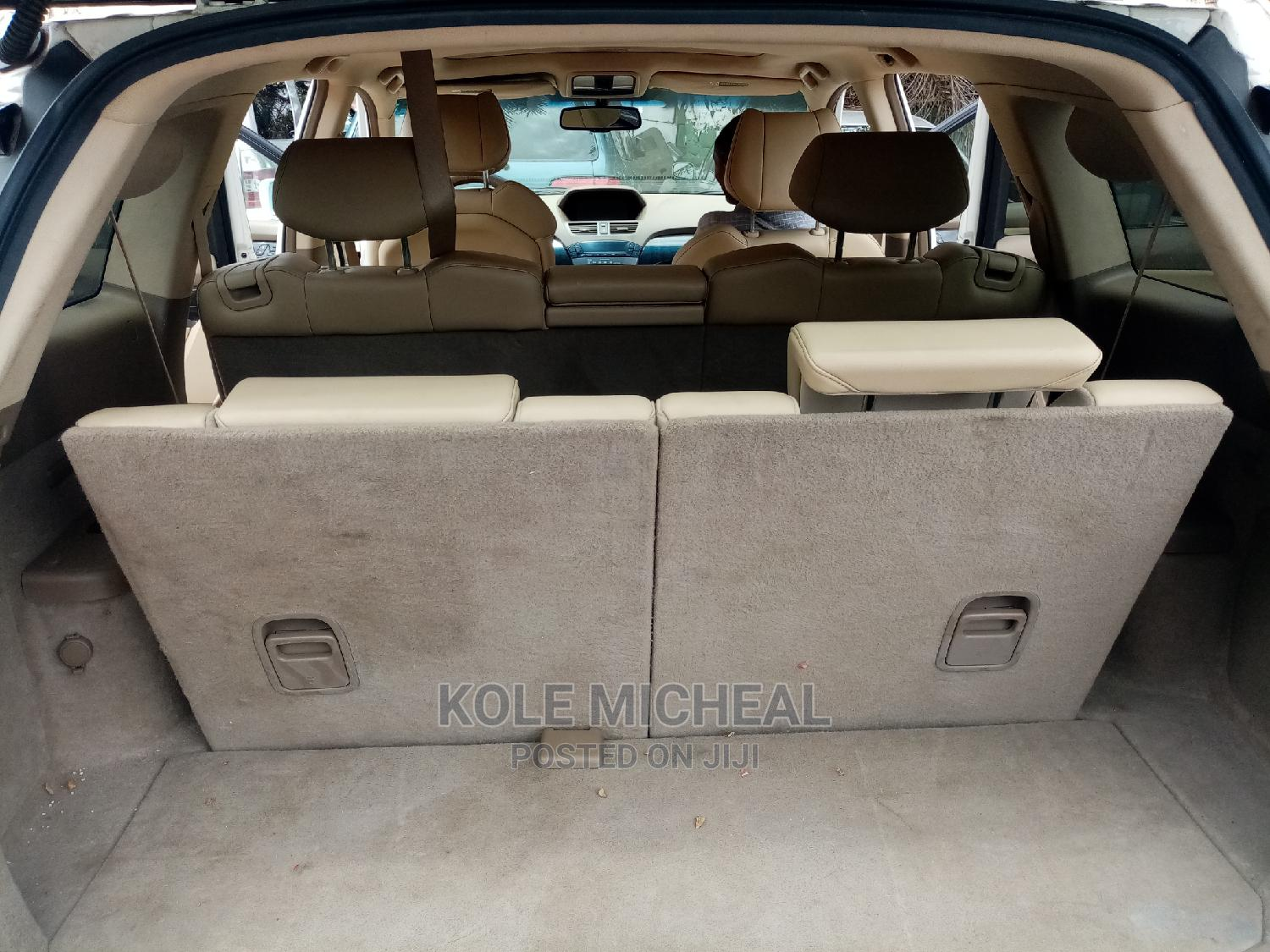 Acura MDX 2008 White | Cars for sale in Ikeja, Lagos State, Nigeria
