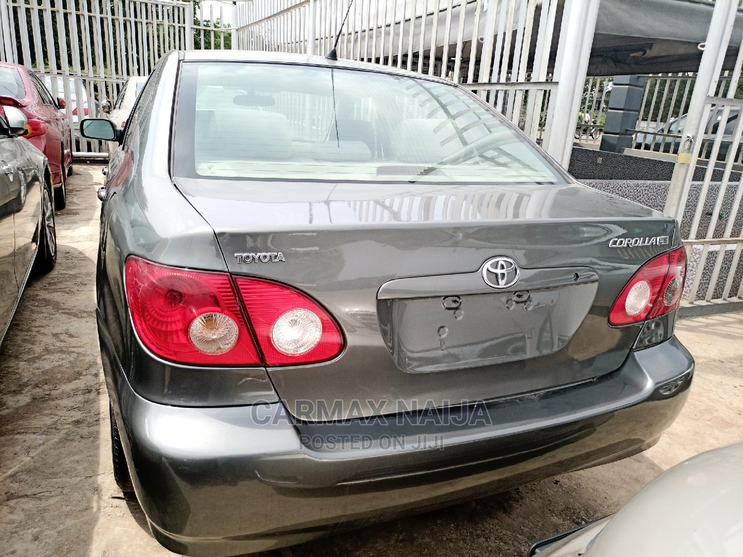 Toyota Corolla 2005 LE Gray | Cars for sale in Alimosho, Lagos State, Nigeria
