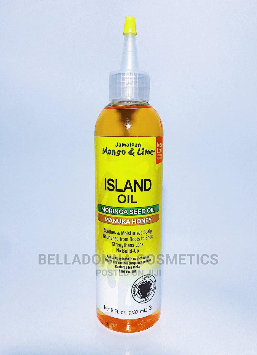 Archive: Jamaican Mango Lime Island Oil - 237ml