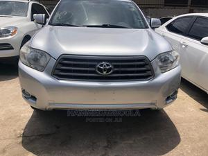 Toyota Highlander 2009 Sport Silver | Cars for sale in Lagos State, Ikeja