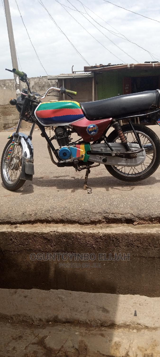 Bajaj Boxer 2016 Red | Motorcycles & Scooters for sale in Akure, Ondo State, Nigeria