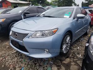 Lexus ES 2013 350 FWD Blue   Cars for sale in Lagos State, Lekki