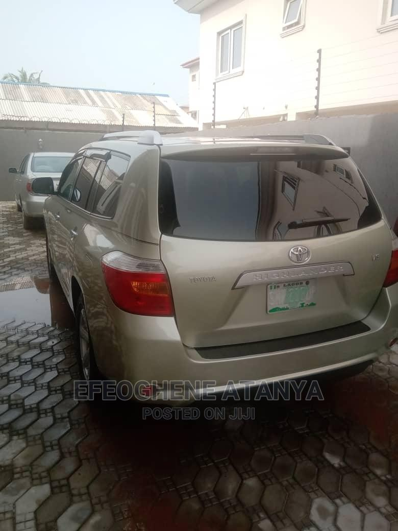 Toyota Highlander 2008 Green | Cars for sale in Victoria Island, Lagos State, Nigeria
