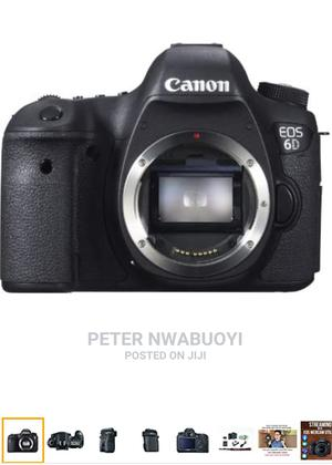 Canon EOS 6D 20.2 MP Cmos Digital Slr Camera 3.0inch LCD | Photo & Video Cameras for sale in Lagos State, Ikorodu