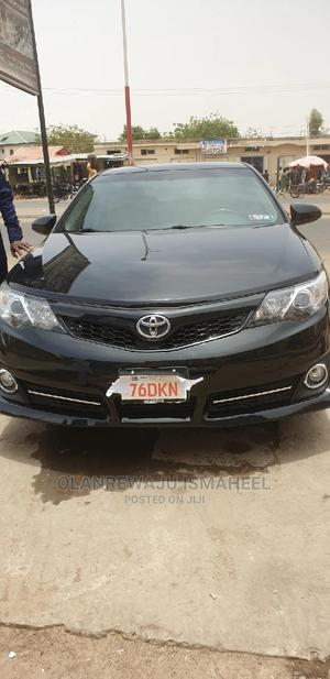 Toyota Camry 2014 Black   Cars for sale in Kano State, Kano Municipal