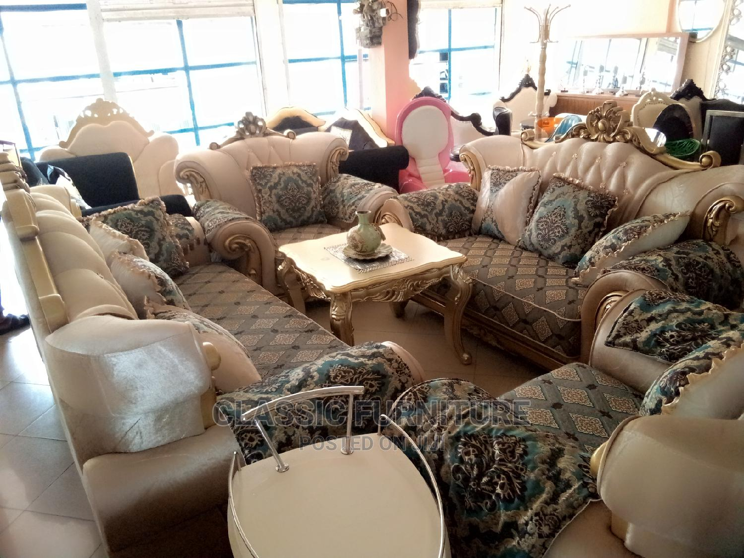 Archive: Very Good Imported Royal Sofa Chair by 7seat