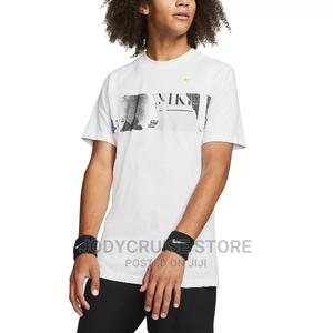 Nike Court Graphic Short Sleeve T-Shirt   Clothing for sale in Lagos State, Ajah