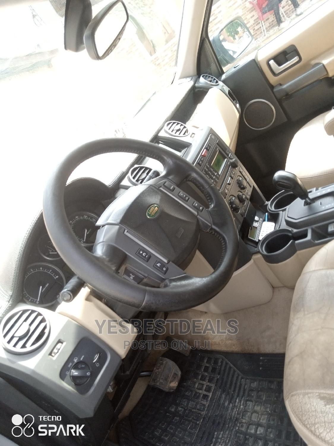 Land Rover LR3 2005 HSE Gray   Cars for sale in Garki 2, Abuja (FCT) State, Nigeria