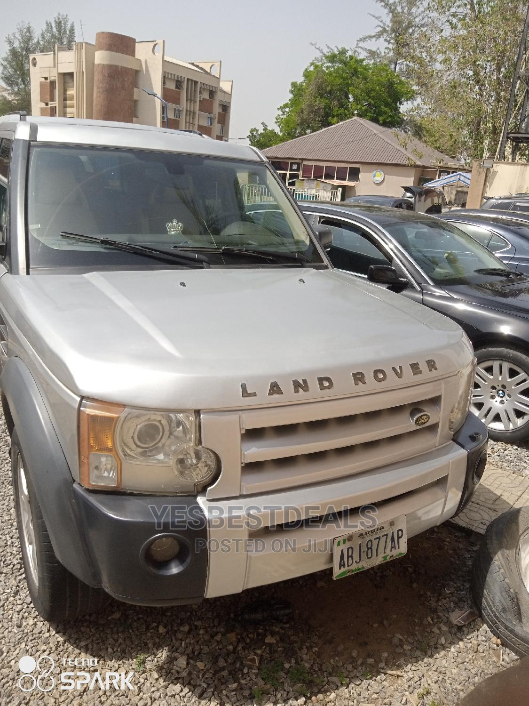 Land Rover LR3 2005 HSE Gray