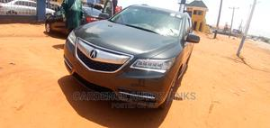 Acura MDX 2015 4dr SUV (3.5L 6cyl 6A) Gray | Cars for sale in Delta State, Oshimili South