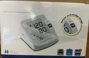 Automatic Blood Pressure Monitor (Sphygmomanometer) | Medical Supplies & Equipment for sale in Lagos State, Ikeja