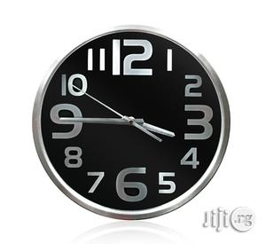 13.5 Inch Spy Wall Clock With Hidden Camera And Remote. | Security & Surveillance for sale in Lagos State