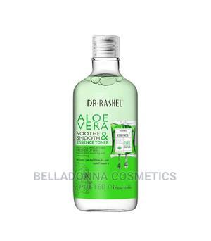 Dr Rashel Aloe Vera Soothe Smooth Essence Toner - 500ml | Skin Care for sale in Lagos State, Ipaja