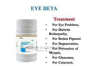 EYE Beta Capsule   Vitamins & Supplements for sale in Kwara State, Ilorin South