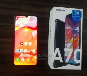 Samsung Galaxy A70 128 GB Black | Mobile Phones for sale in Ekiti State, Ado Ekiti