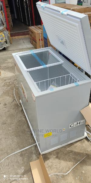 New LG Chest Freezer 200litres Faster Cooling Warranty 2yrs   Kitchen Appliances for sale in Lagos State, Ojo
