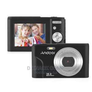 Andoer Digital Camera 36MP 1080P 2.4inch IPS Screen 16x Zoom | Photo & Video Cameras for sale in Lagos State, Surulere
