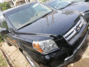 Honda Pilot 2006 LX 4x2 (3.5L 6cyl 5A) Black | Cars for sale in Lagos State, Amuwo-Odofin