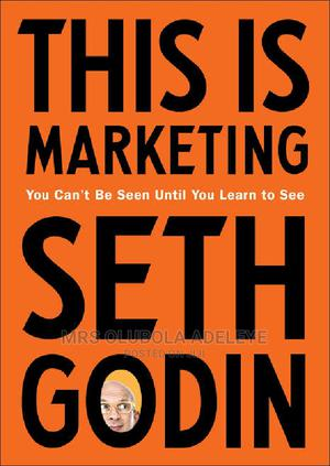 This Is Marketing Book by Seth Godin   Books & Games for sale in Ondo State, Akure