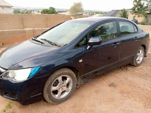 Honda Civic 2008 1.8i VTEC Automatic Blue   Cars for sale in Ogun State, Abeokuta South