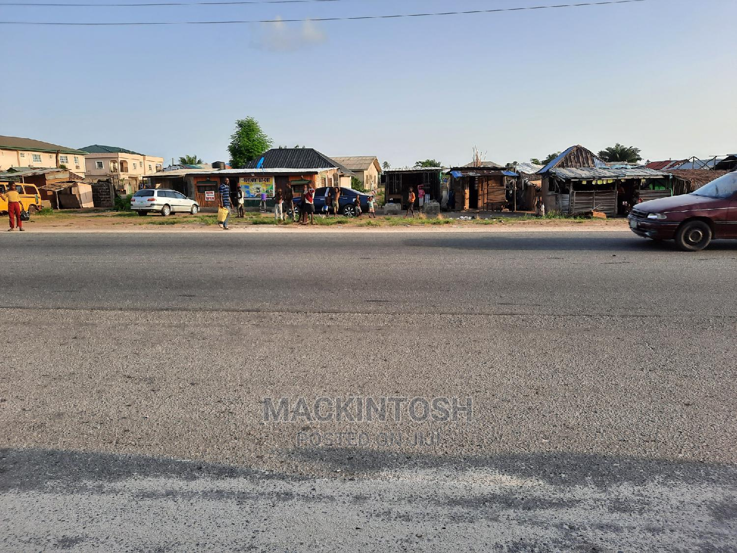 Archive: Commercial Land Facing Lekki-Epe Exp,For Any Type of Businss
