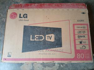 LG 32 Inches Satellite LED TV Plasma   TV & DVD Equipment for sale in Kwara State, Ilorin South