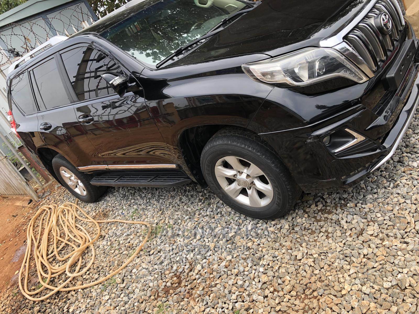 Toyota Land Cruiser Prado 2010 VX Black | Cars for sale in Gwarinpa, Abuja (FCT) State, Nigeria