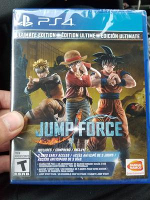 Jump Force Ps4 | Video Games for sale in Lagos State, Ikeja