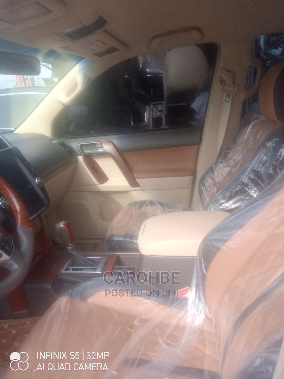Toyota Land Cruiser Prado 2017 VX Black | Cars for sale in Lekki, Lagos State, Nigeria