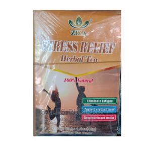 Ziza Stress Relief Herbal Tea | Vitamins & Supplements for sale in Lagos State, Surulere