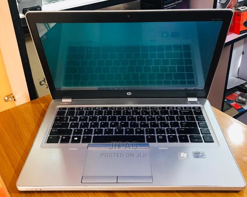 Laptop HP EliteBook Folio 9470M 8GB Intel Core I7 HDD 500GB | Laptops & Computers for sale in Osogbo, Osun State, Nigeria