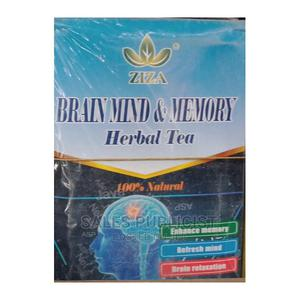 Ziza Brain, Mind and Memory Tea | Vitamins & Supplements for sale in Lagos State, Surulere