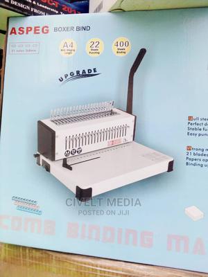 Spiral Binding Machine | Printing Equipment for sale in Lagos State, Ifako-Ijaiye