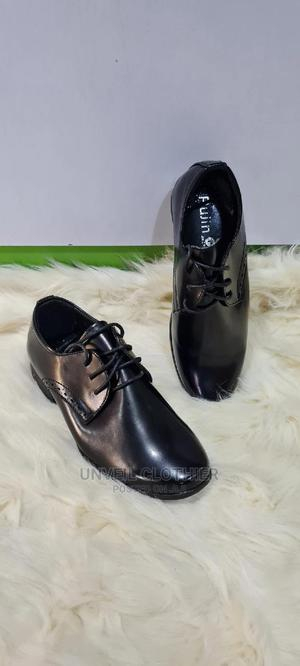 Boys Lace Up Dress Shoe for Formal Dressing   Children's Shoes for sale in Lagos State, Ikeja