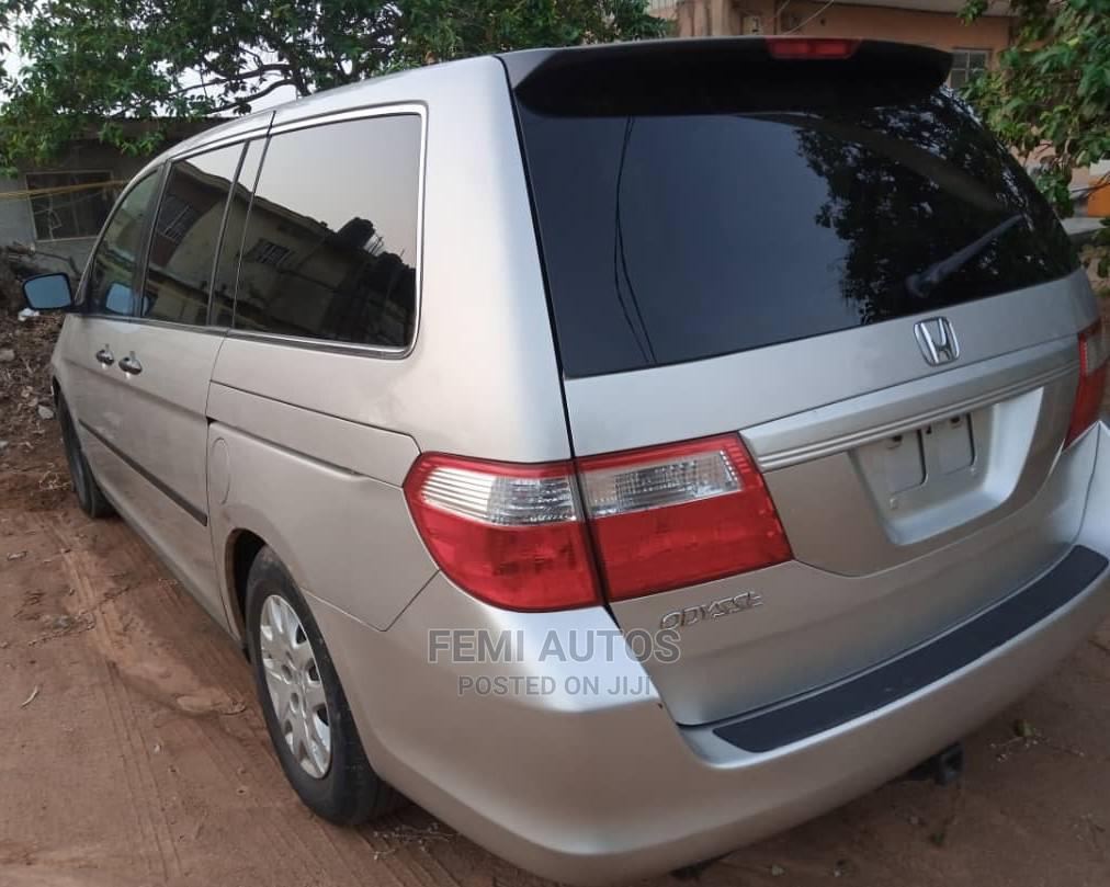 Honda Odyssey 2007 Silver | Cars for sale in Ikeja, Lagos State, Nigeria