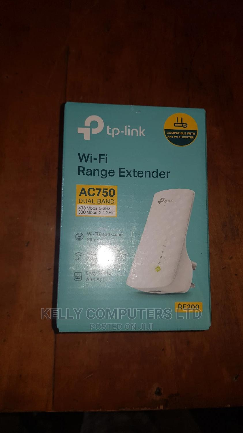 Tp- Link Range Extender | Networking Products for sale in Wuse, Abuja (FCT) State, Nigeria