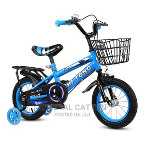 Adjustable Height Kid Bicycle With Detachable Years 2.7 Old | Sports Equipment for sale in Lagos State, Victoria Island