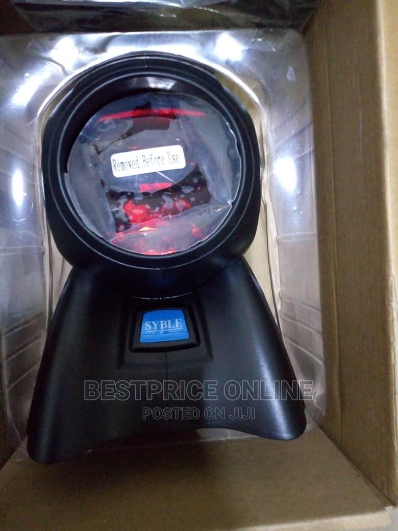 Honeywell MK7120 Orbit Omni-directional Barcode Scanner