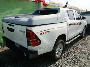 Toyota Hilux 2016 White | Cars for sale in Lagos State, Ikeja
