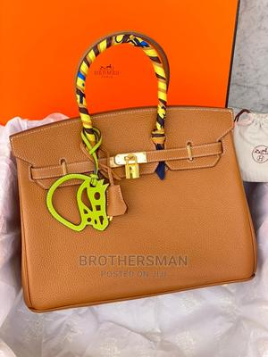Hermes Leather Handbags | Bags for sale in Lagos State, Surulere