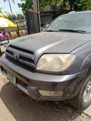Toyota 4-Runner 2005 Gray   Cars for sale in Lagos State, Ifako-Ijaiye