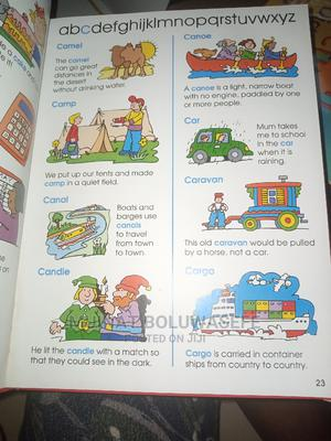 My First Picture Dictionary (Children Dictionary)   Books & Games for sale in Abuja (FCT) State, Dutse-Alhaji