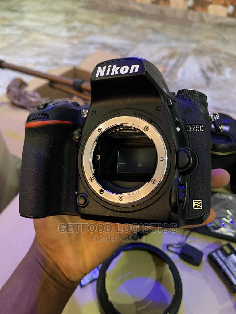Nikon D750 With Accessories | Photo & Video Cameras for sale in Ibadan, Oyo State, Nigeria