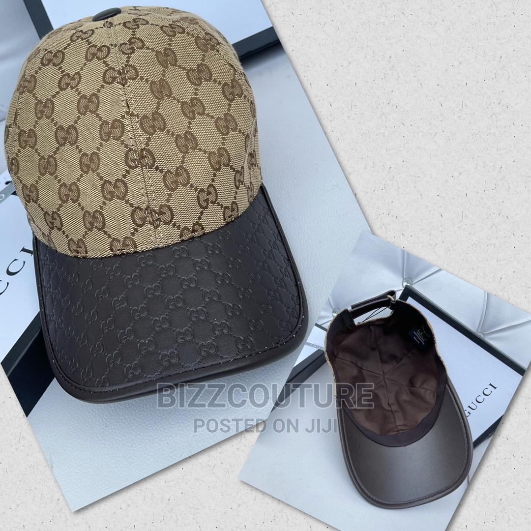 High Quality Gucci Face Cap Gor Men | Clothing Accessories for sale in Magodo, Lagos State, Nigeria