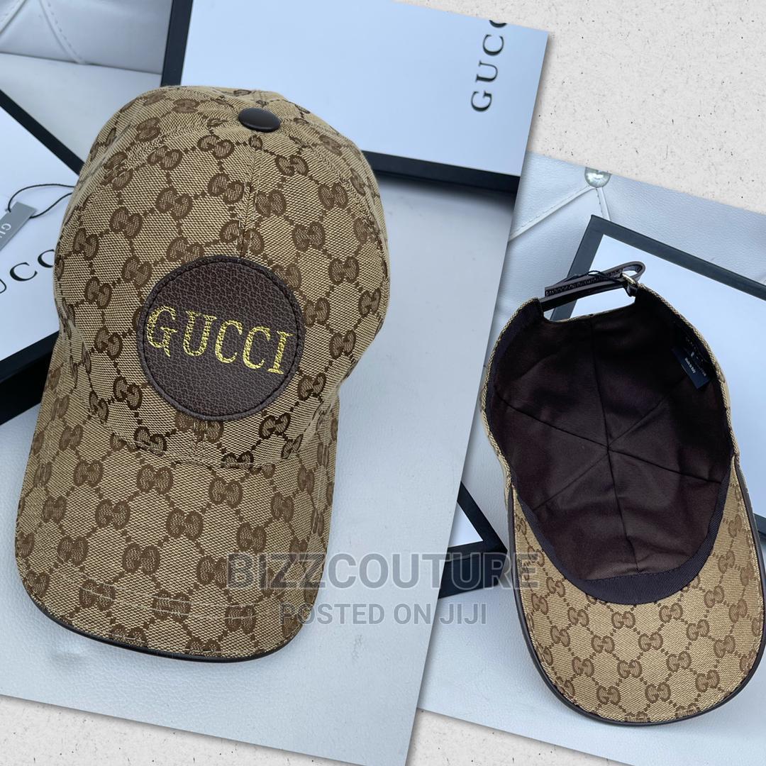 High Quality Gucci Face Cap Gor Men