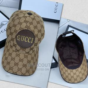 High Quality Gucci Face Cap Gor Men | Clothing Accessories for sale in Lagos State, Magodo