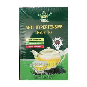 Ziza Anti Hypertensive Herbal Tea/ Hypertension Tea | Vitamins & Supplements for sale in Lagos State, Surulere
