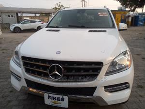 Mercedes-Benz M Class 2015 White | Cars for sale in Lagos State, Amuwo-Odofin