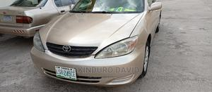 Toyota Camry 2004 Gold | Cars for sale in Lagos State, Oshodi