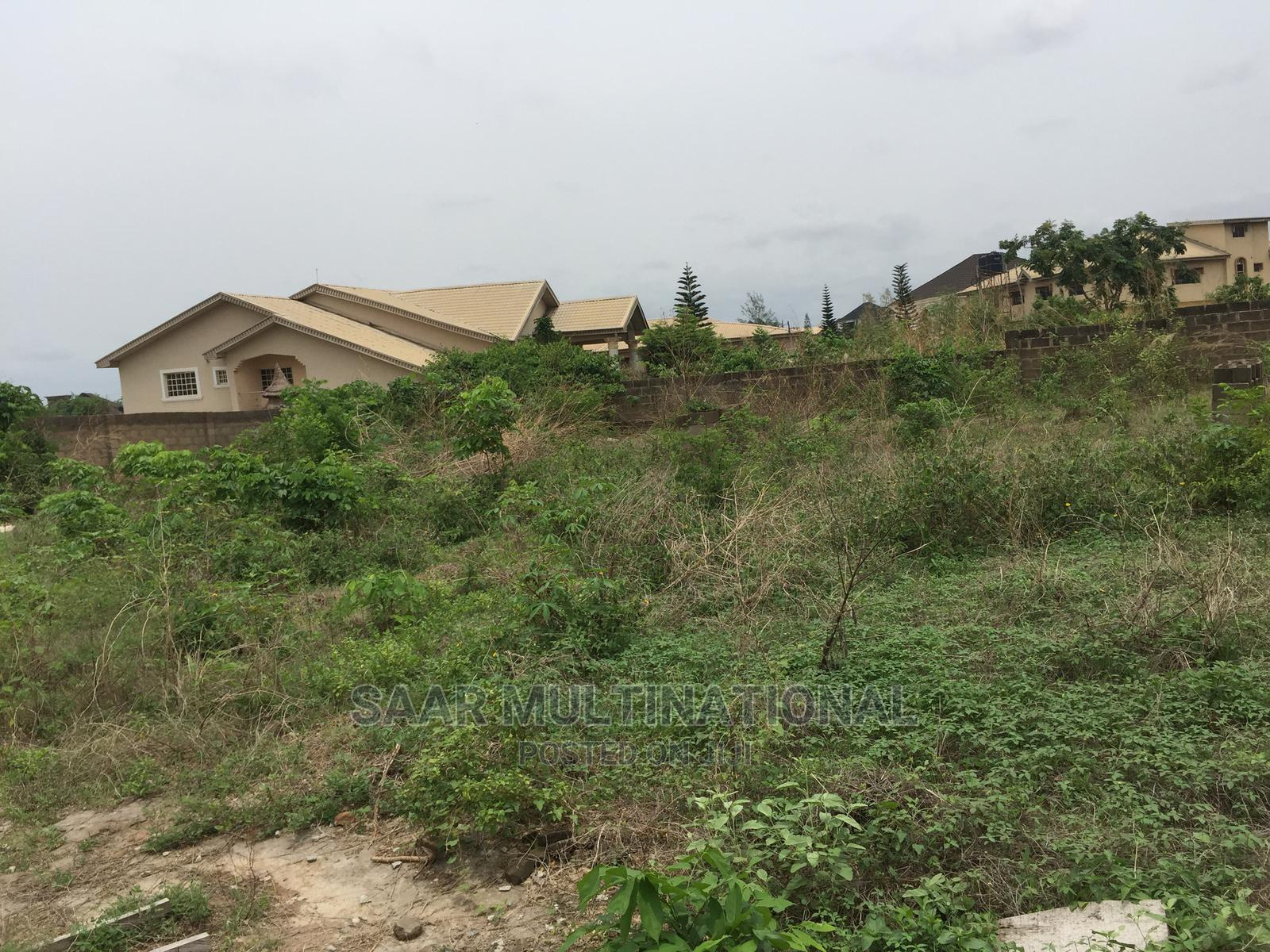 Archive: 550 Square Meters Of Land For Sale At Akala Estate.
